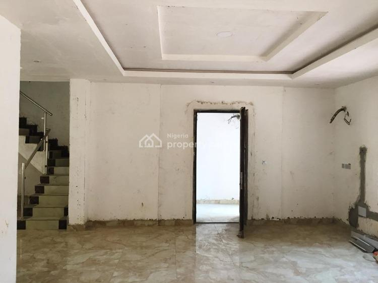 Beautiful, Single-family Semi-detached Home with Original Floor Tiles, Banana Island, Ikoyi, Lagos, Semi-detached Duplex for Sale