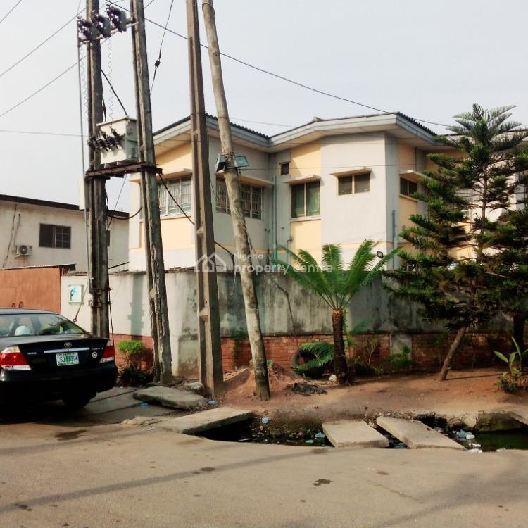 Two Wings Duplex, Samshonibare Street, Surulere, Lagos, Semi-detached Duplex for Sale
