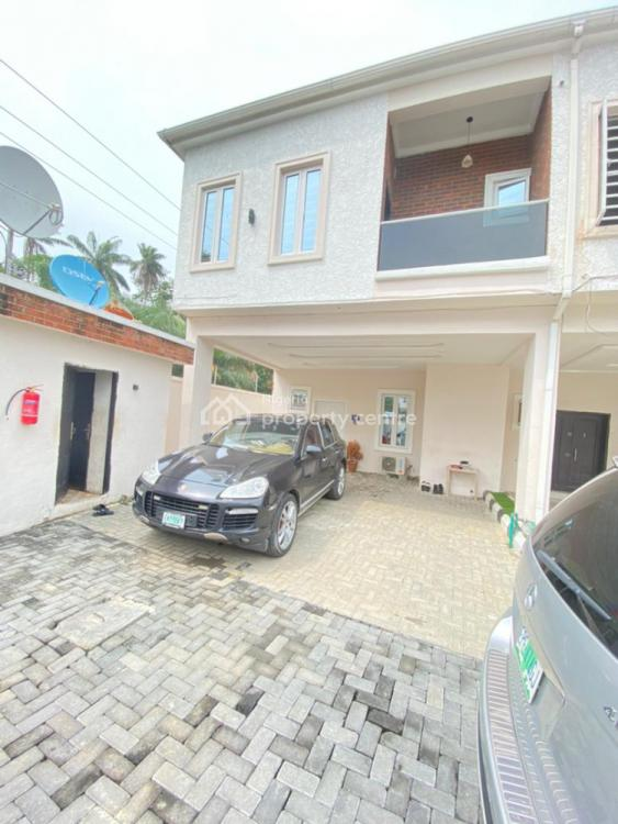 Fully Furnished 4 Bedroom Terraced Duplex, Chevron Conservation By Second Toll Gate, Lekki, Lagos, Terraced Duplex for Sale