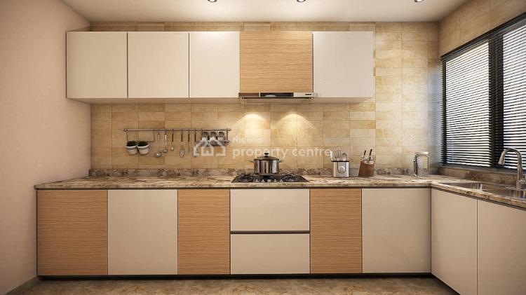 Luxury 4 Bedroom Semi Detached Duplex with a Bq, Chevron Toll Gate, Lekki, Lagos, Semi-detached Bungalow for Sale
