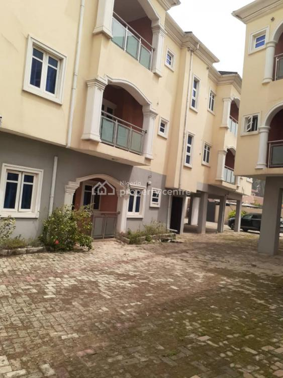 3 Bedroom Flat  with Pop , Ties Nice Kitchen, Omole Phase 2, Ikeja, Lagos, Flat for Rent