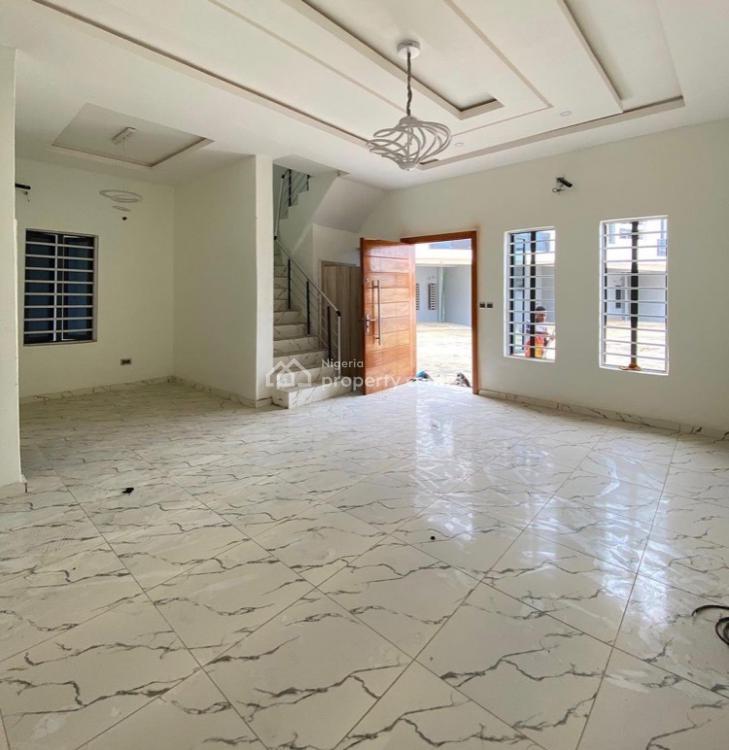 4 Bedrooms Terraced Duplex, Chevron, 2nd Tollgate, Lekki, Lagos, Flat for Rent