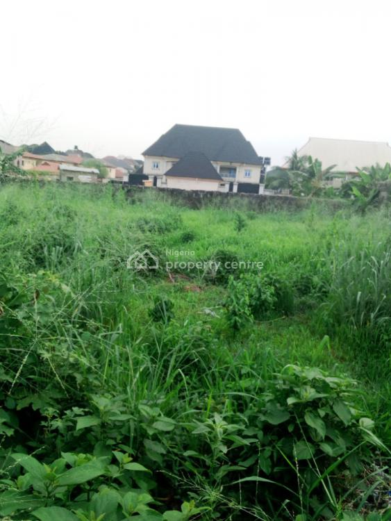 Plot of Land 50 By 100, Okpanam, Asaba, Delta, Residential Land for Sale