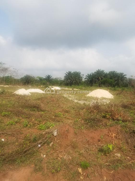 Plot of Land, Obagie Community By Sapele Road Bypass, Benin, Oredo, Edo, Mixed-use Land for Sale