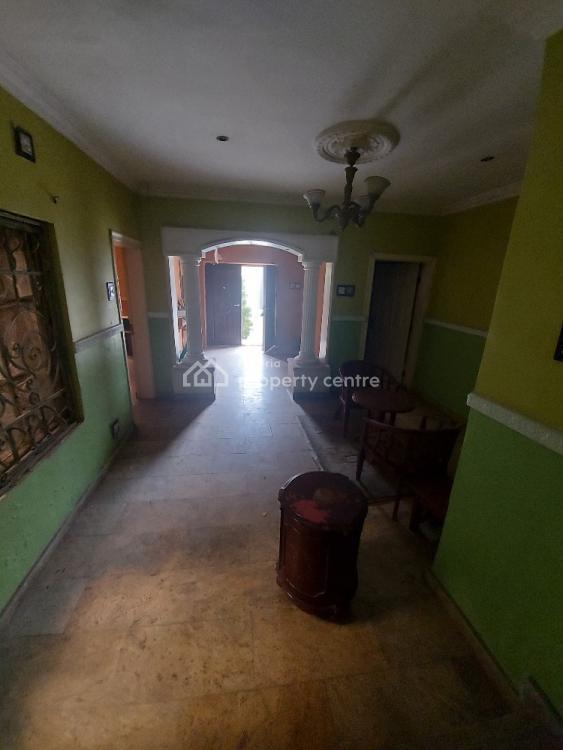 Well Built Spacious 5 Bedroom Detached Duplex, Ikeja, Lagos, Detached Duplex for Sale