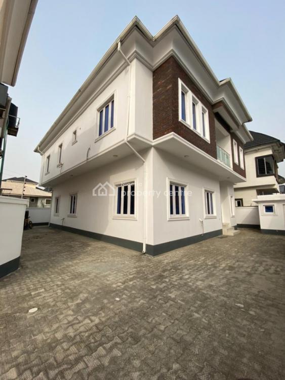 5 Bedroom Detached Duplex with Bq in a Serene Environment, Osapa London, Osapa, Lekki, Lagos, Detached Duplex for Sale