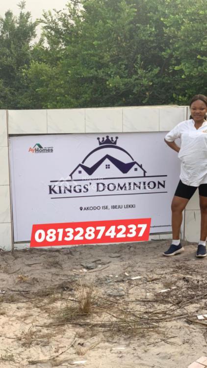 Land, Kings Dominion, Akodo Ise, Ibeju Lekki, Lagos, Residential Land for Sale