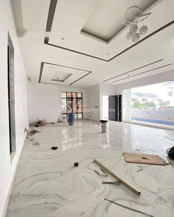Brand New 5 Bedroom Fully Detached Duplex;, Lekki County Homes, Lekki Phase 2, Lekki, Lagos, Detached Duplex for Sale