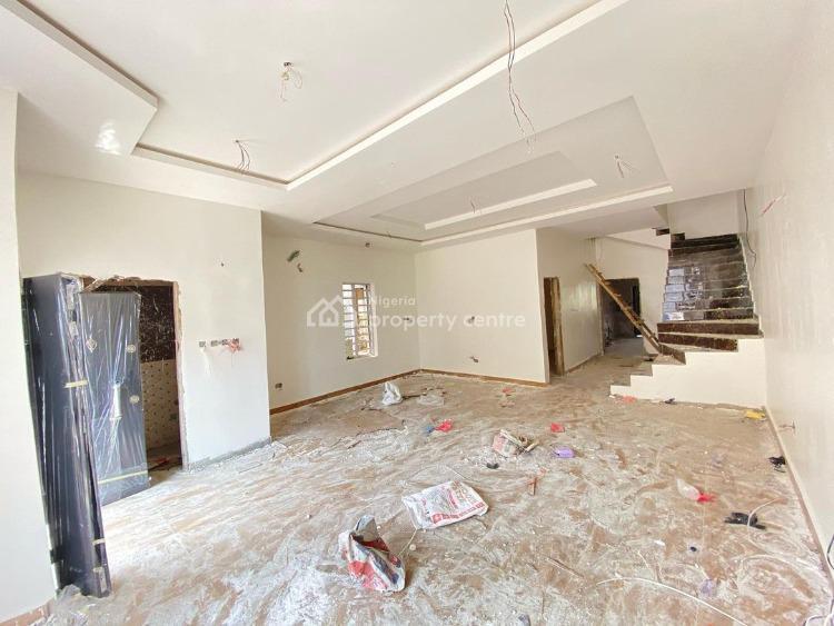 Spacious 4 Bedroom Detached Duplex with Bq;, 2nd, Tollgate, Lekki, Lagos, Detached Duplex for Sale