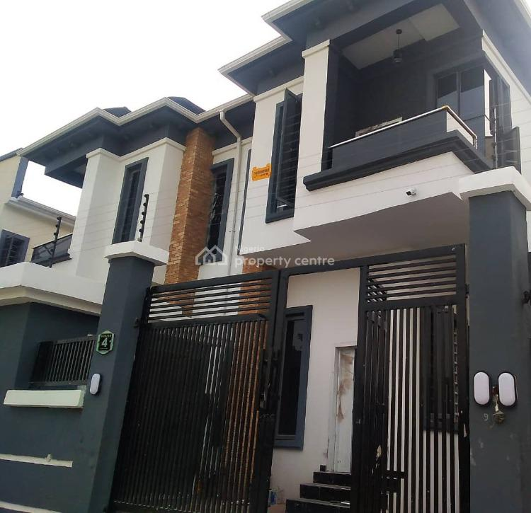 Beautifully Designed 4 Bedroom Semi Detached Duplex, Ikota Gra Estate, Ikota, Lekki, Lagos, Semi-detached Duplex for Sale