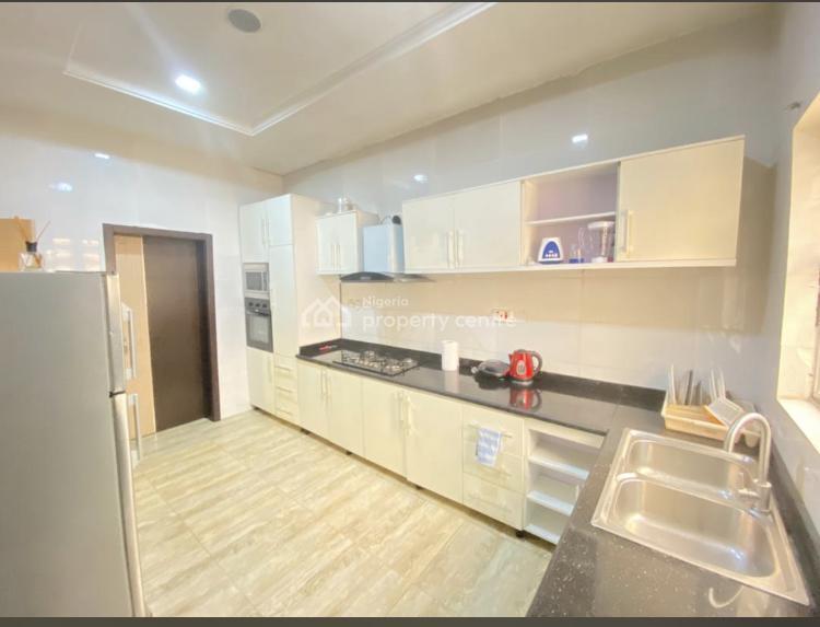 Furnished 4 Bedroom Terrace Duplex, Chevron Axis, Lekki, Lagos, Terraced Duplex for Sale