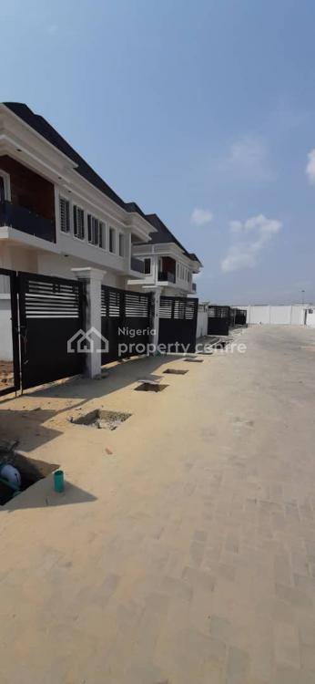 Affordable Exceptional 3-bedroom Terraced Duplex, Romax Homes, Harris Drive, Vgc, Lekki, Lagos, Terraced Duplex for Sale