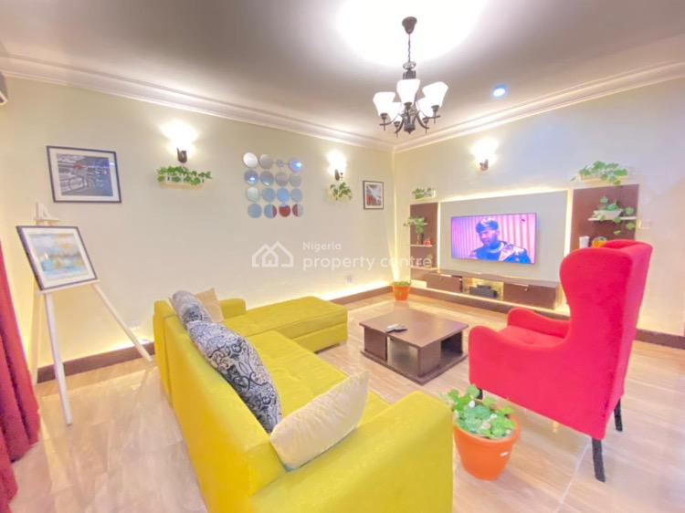 Luxury 3 Bedrooms Terraced Duplex, Chevron, Lekki, Lagos, Terraced Duplex Short Let