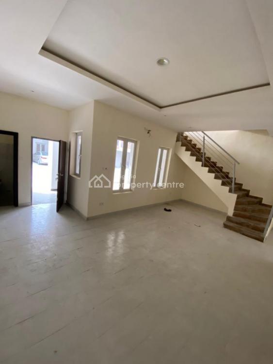 3 Bedrooms Serviced Terrance Duplex, Chevron Alternative, Osapa, Lekki, Lagos, Terraced Duplex for Sale
