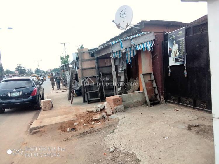 Commercial Standard Block of 4 Flat of 3 Bedroom Is on Major Road, Iyana Ipaja, Ipaja, Lagos, House for Rent