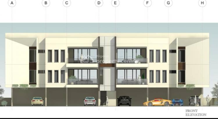 New 3 Bedroom Flat Apartment, Valley Hill,pako, Gra, Ogudu, Lagos, Flat / Apartment for Sale