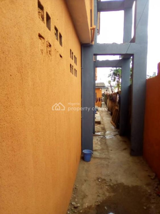 Commercial Standard Block of 10 Flat with 4 Shops Facing Major Express, Idimu Road, Idimu, Lagos, Plaza / Complex / Mall for Sale