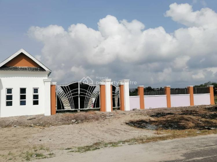 Estate Land, After Dangote Seaport, Ibeju Lekki, Lagos, Mixed-use Land for Sale