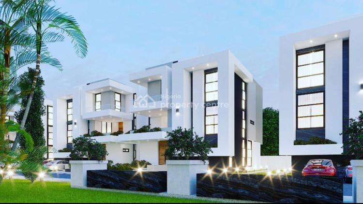 5 Bedroom Twin Villa, Life Camp, Abuja, Semi-detached Duplex for Sale