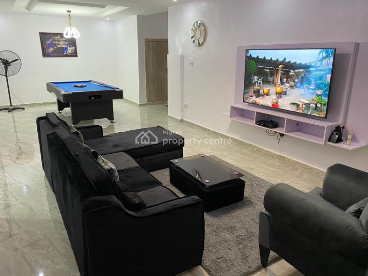 2 Bedrooms Flat in a Secure Environment, Flat 19, Block D9, Lekki Gardens Paradise 3 Estate, Chevron Drive, Lekki, Lagos, Flat Short Let
