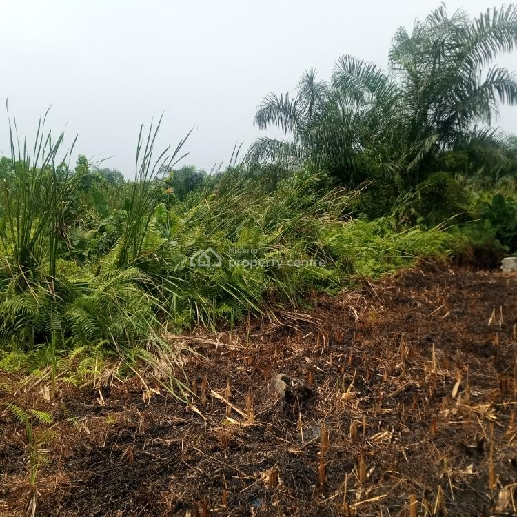 Plots of Land in a Develop Area, Eputu, Ibeju Lekki, Lagos, Residential Land for Sale