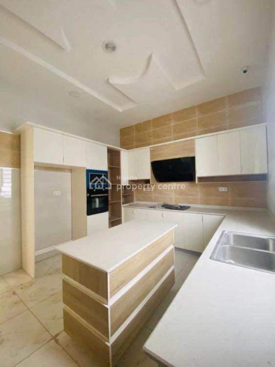 4 Bedrooms Semi Detached Duplex with a Room Bq, Ikota, Lekki Phase 2, Lekki, Lagos, Semi-detached Duplex for Rent