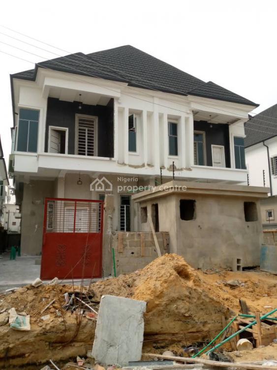 Exquisite 4 Bedroom Semi Detached Duplex with Bq, Chevyview Estate, Lekki, Lagos, Semi-detached Duplex for Sale