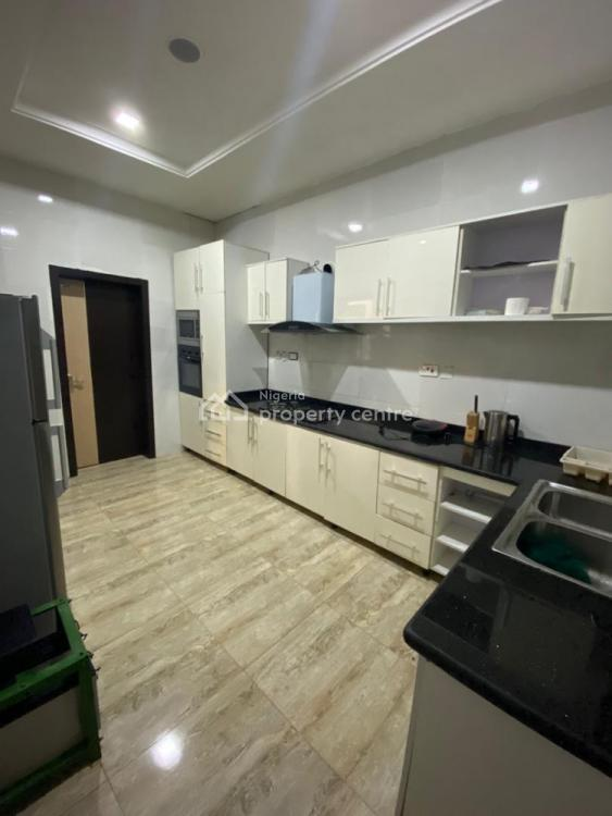 Fairly Used 3 Bedrooms Duplex with Pool & All Furnitures, Lekki Conservation, Lekki, Lagos, Terraced Duplex for Sale