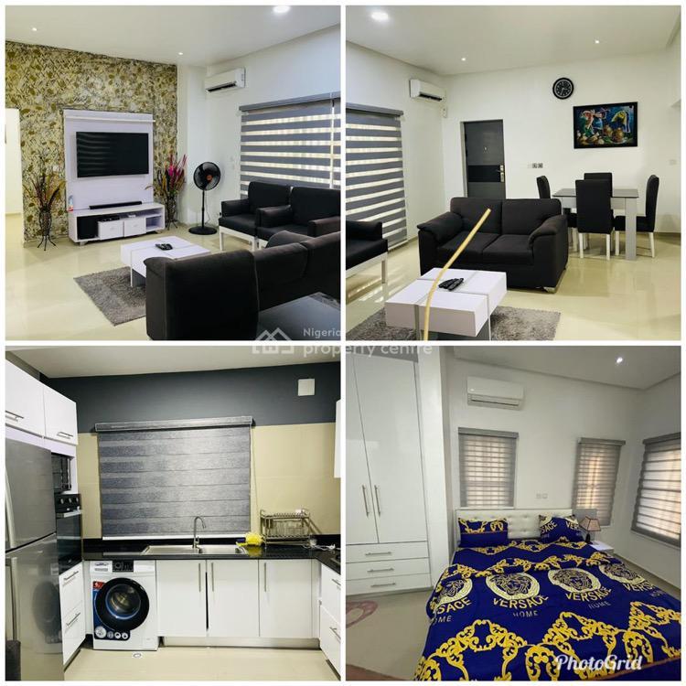 Tastefully Finished 2 Bedroom Apartment, Lekki Phase 1, Lekki, Lagos, Flat Short Let