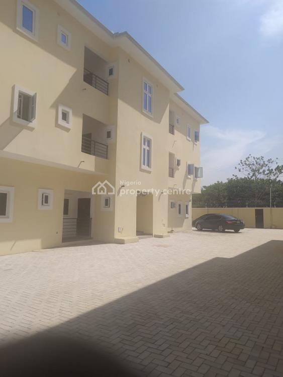 Fantastic Brand New 3 Bedrooms, By Navy Quarters, Jahi, Abuja, Flat for Rent