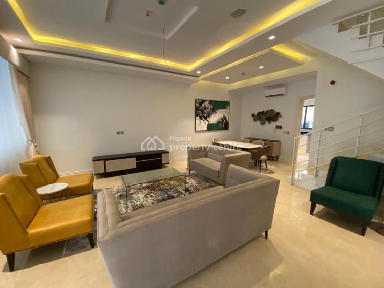 Luxury 3 Bedrooms Furnished Terraced Duplex, Banana Island, Ikoyi, Lagos, Terraced Duplex for Sale