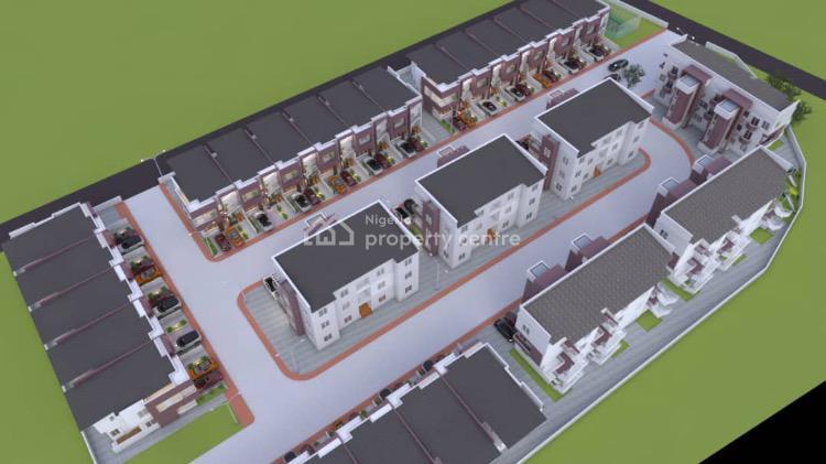 Luxury 2 Bedrooms Smart Apartment, Abraham Adesanya, Ajah, Lagos, Flat for Sale