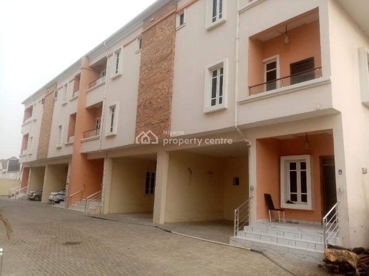 Brand New 4 Bedroom Terrace House, Ikate, Lekki, Lagos, Terraced Duplex for Rent