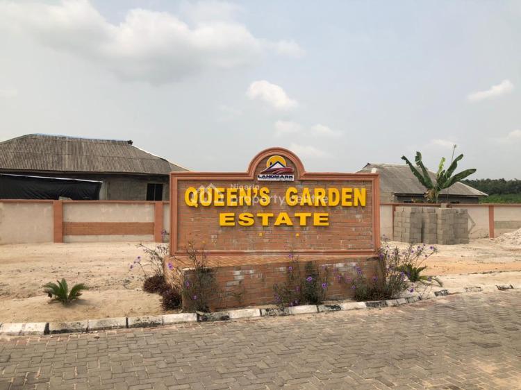 Plots of Land, Queens Garden Estate, Igando Orudu, Ibeju Lekki, Lagos, Residential Land for Sale