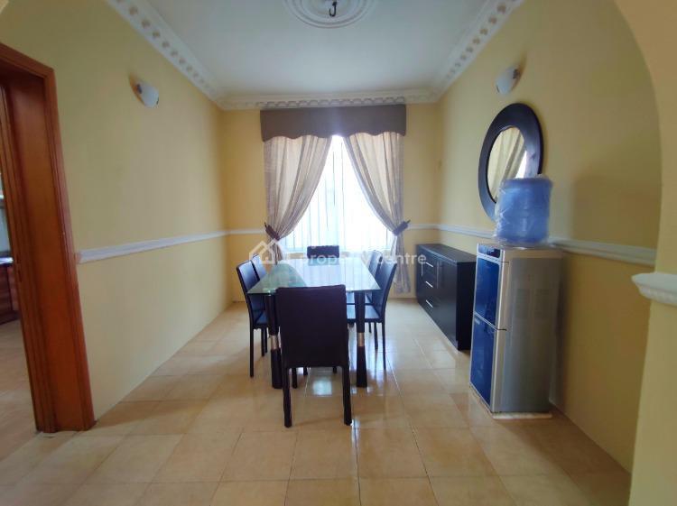 Fully Furnished 3 Bedroom Apartment with Bq. Pool. Gym.  Serviced, Lekki Phase 1, Lekki, Lagos, Flat for Rent
