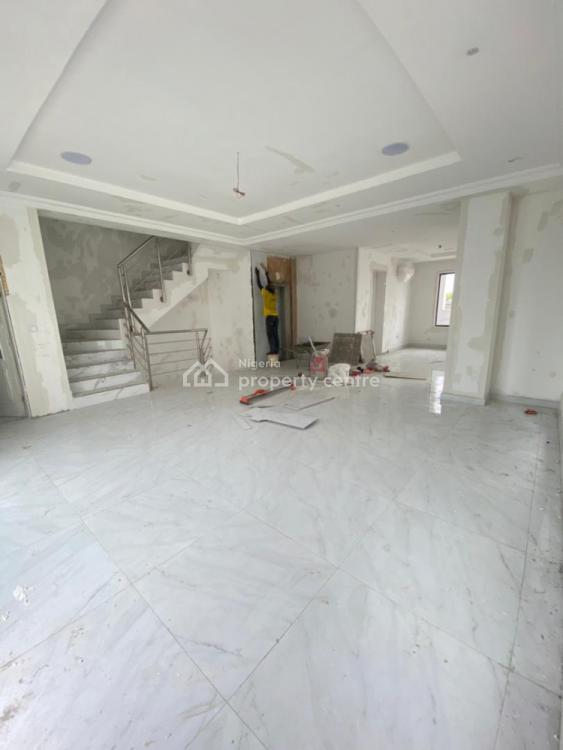 Brand New 5 Bedroom Semi-detached Duplex with Private Elevator, Banana Island Estate, Banana Island, Ikoyi, Lagos, Semi-detached Duplex for Rent