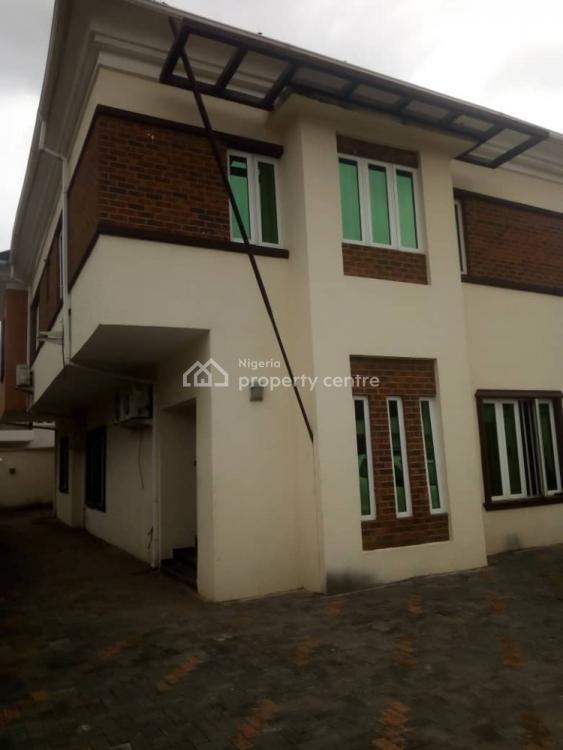Clean 5 Bedroom Duplex with Modern Facilities, Michael Ogun, Ikeja Gra, Ikeja, Lagos, Detached Duplex for Rent