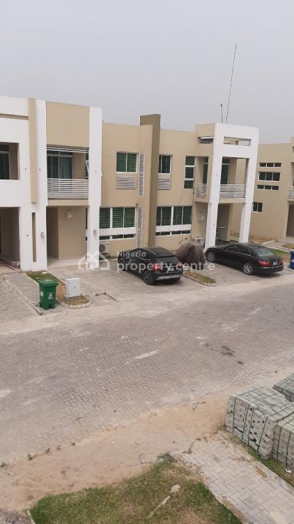 Newly Built 3 Bedroom Terrace Duplex with Bq, By Novera Mall, Ajah, Lagos, Terraced Duplex for Rent