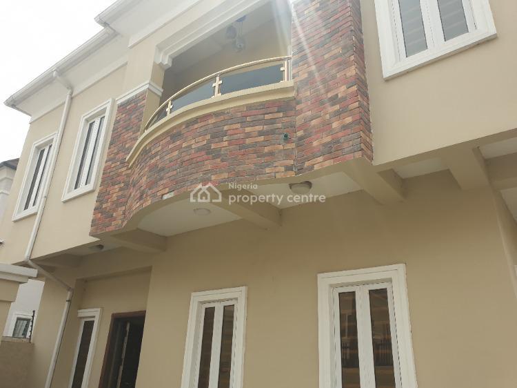 Five Bedroom Fully Detached with One Room Bq, Chevron, Lekki, Lagos, Detached Duplex for Sale