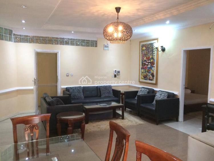 Executive Room and Parlour. Fully Furnished Apartment, Shonibare Estate, Maryland, Lagos, Mini Flat Short Let