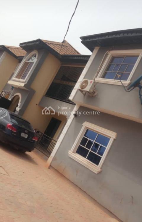 3 Bedroom Flat with Pop and Good Facilities, Yauri, Akobo Ojurin, Ibadan, Oyo, Flat for Rent