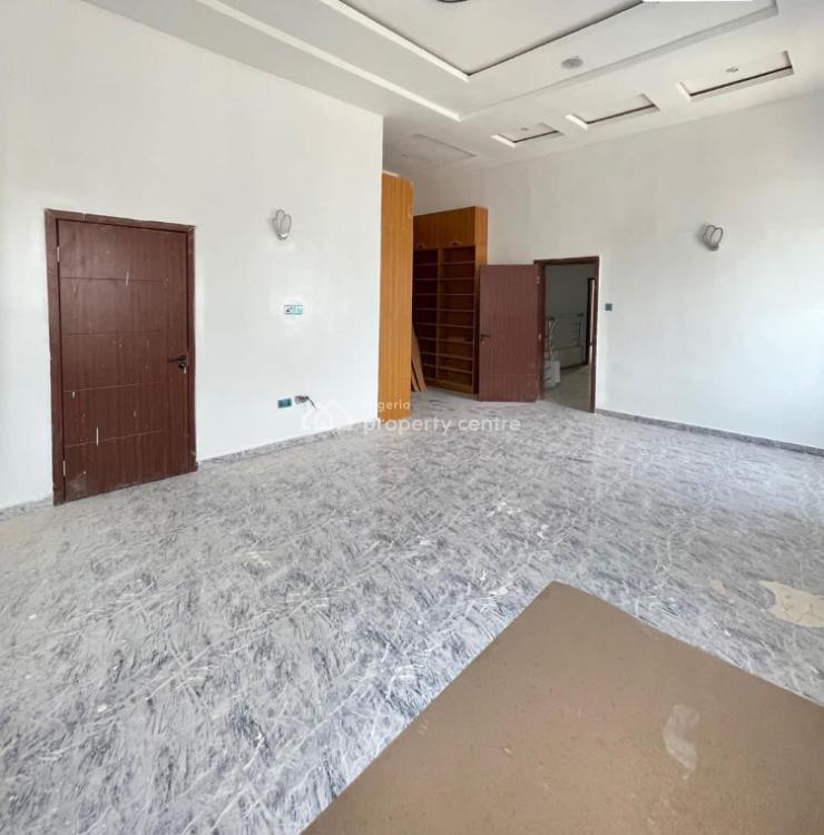 New 4 Bedrooms Semi Detached Duplex Plus a Bq, Ikota, Lekki, Lagos, Semi-detached Duplex for Rent