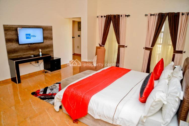 Exquisitely Furnished 3 Bedroom Flat, Osborne Phase 2, Ikoyi, Lagos, Terraced Duplex Short Let
