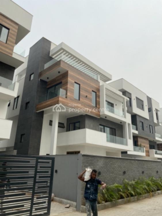 Luxury Contemporary 5 Bedrooms Semi Detached Duplex with an Elevator, Banana Island, Ikoyi, Lagos, Semi-detached Duplex for Sale