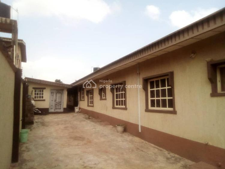 4 Bedrooms Bungalow with,3 C Flats, Obawole, Ogba, Ikeja, Lagos, Detached Bungalow for Sale