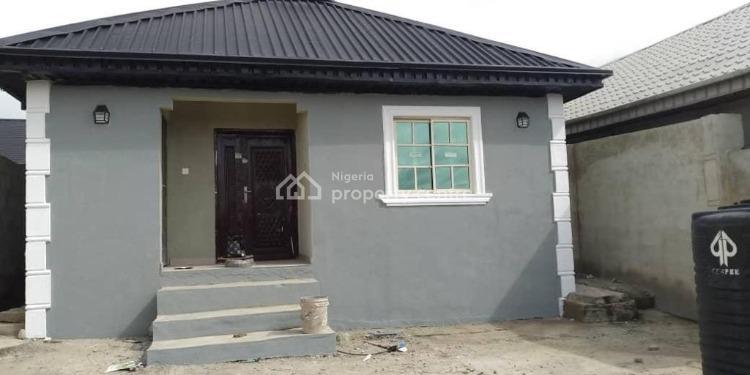 Newly Built Lovely 2 Bedrooms Flat and Mini Flat on Half Plot, Winners Chapel, Sango Ota, Ogun, Block of Flats for Sale