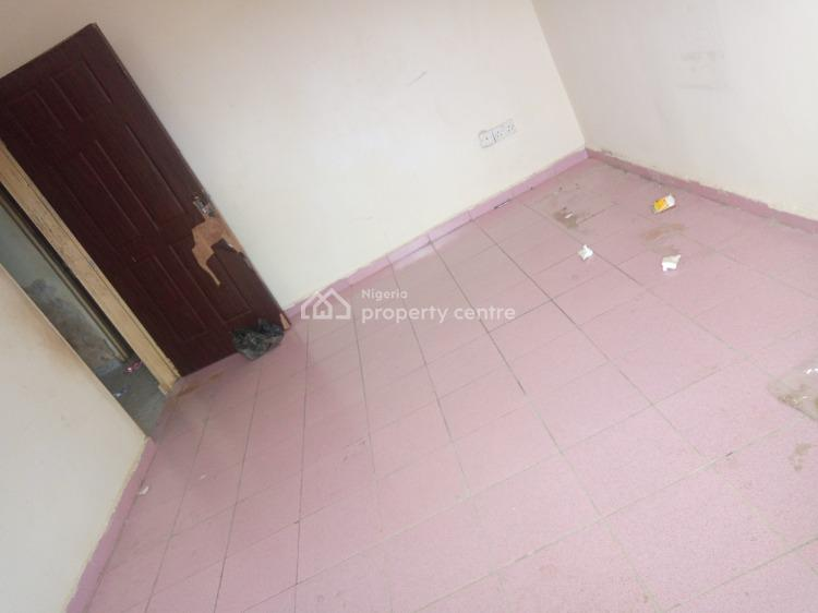 One Bedroom Flat with P O P Ceiling, Just By a Y M Shafa Filling Station Bus Stop, Dutse, Abuja, Mini Flat for Rent