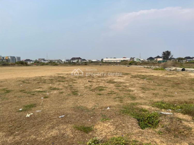 Waterfront Land with Governors Consent, Ikate Elegushi, Lekki, Lagos, Mixed-use Land for Sale