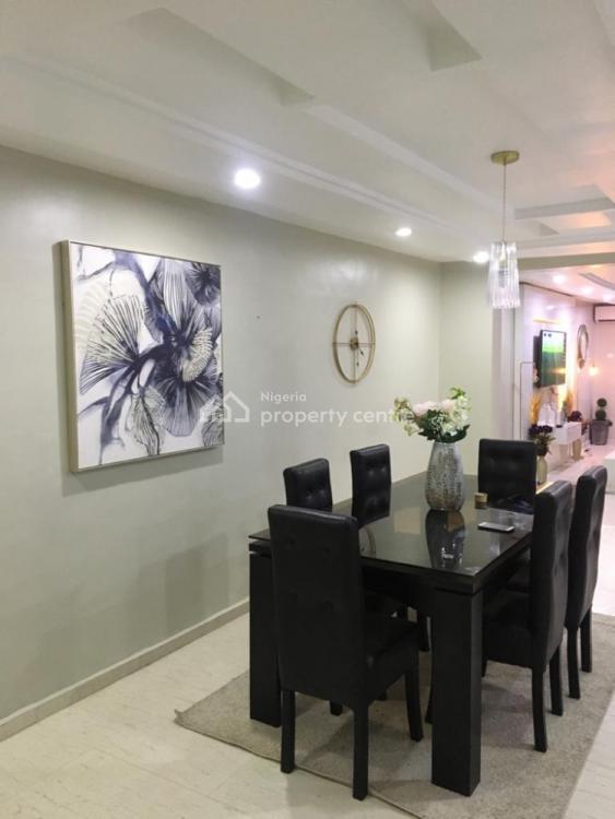 Luxury 3 Bedrooms Apartment, New Horizon 2 Estate, Ikate Elegushi, Lekki, Lagos, Flat Short Let