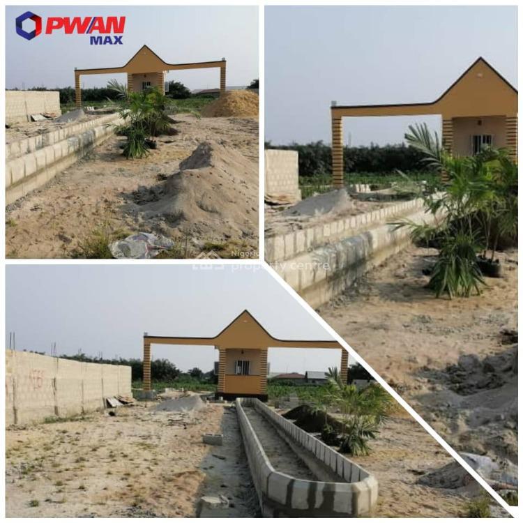 Estate Land, Close to Amen Estate, Ibeju Lekki, Lagos, Residential Land for Sale